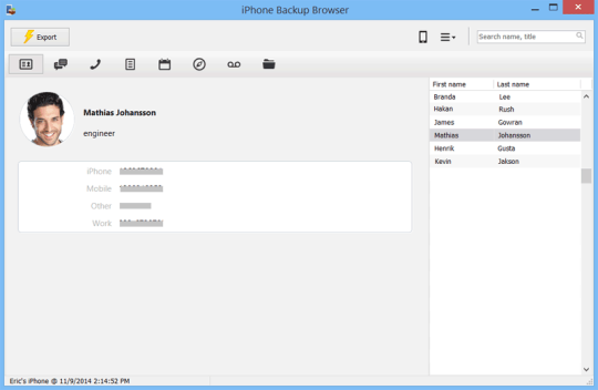 Notizen Aus Iphone Backup Extrahieren