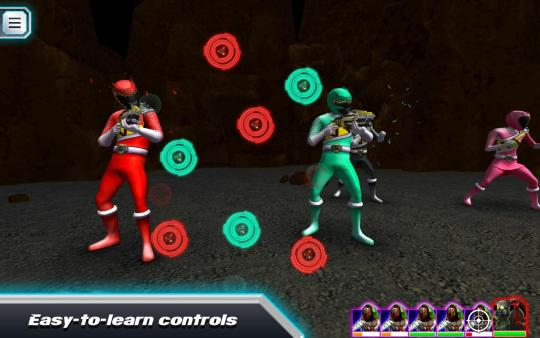 Power Rangers Dino Rumble Download And Install Android