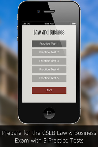 business law practice questions Contractor business and law examination 1  for questions about  licensing  print out the final practice exam results to help you with further test.