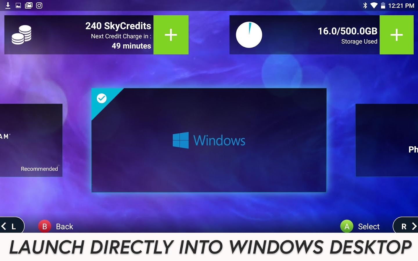 LiquidSky PC Cloud Gaming Beta Download and Install | Android