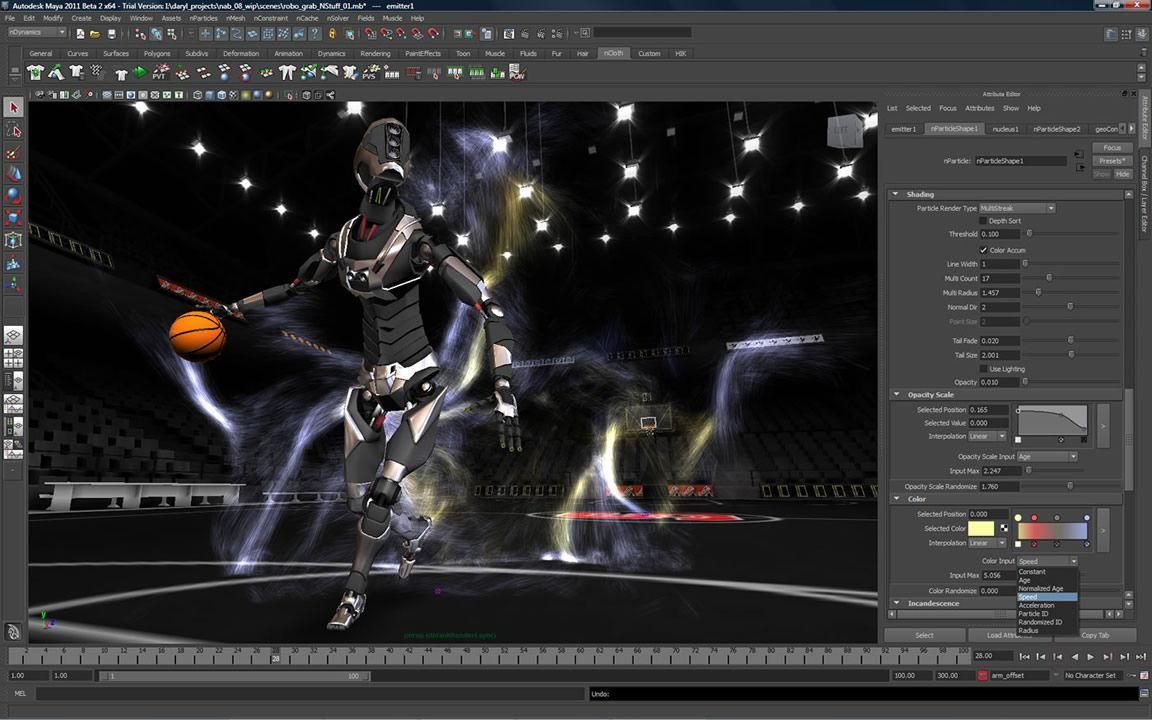 3d animation software for android free download