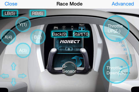 Monect PC Remote - Controls your PC from a tablet or phone