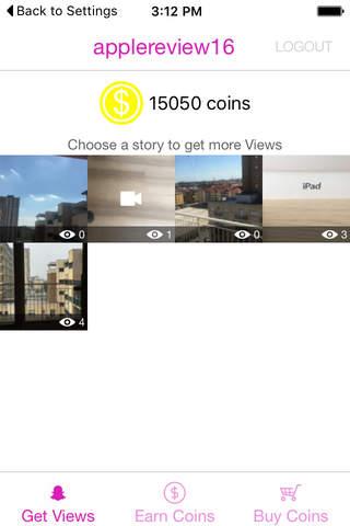 Views snapchat story SnapStoryViews