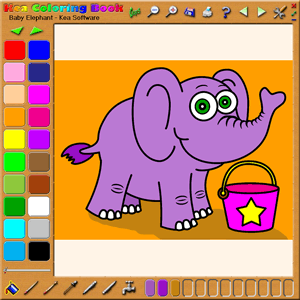 Kea Coloring Book Download and Install | Windows
