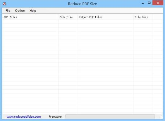 Reduce pdf file size for android apk download.
