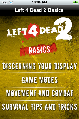 Left 4 Dead 2: Basics - Free Download and Install   Ios