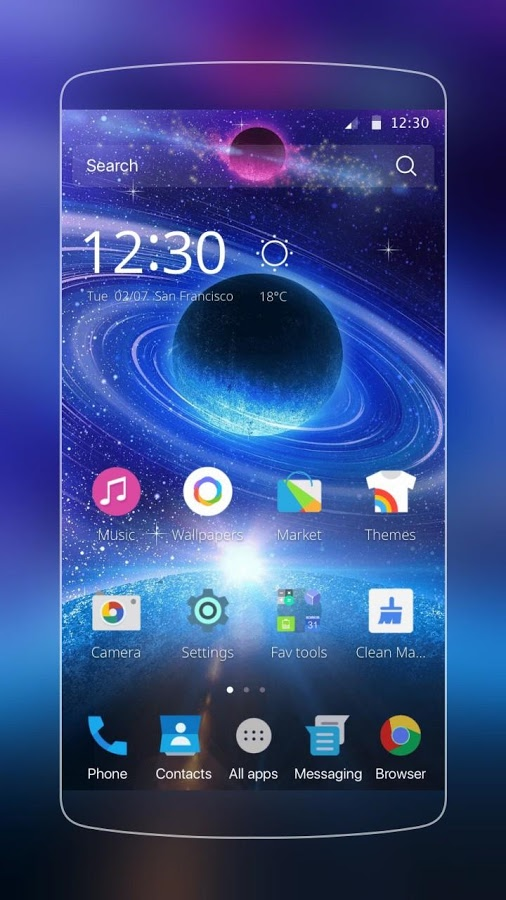 Galaxy Theme For Samsung J7 Download And Install Android