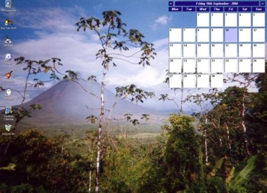 windows calendar downloads