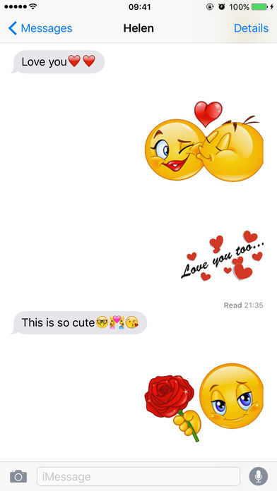 Emoticons message dirty text Copy &