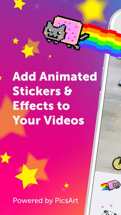 picsart video maker download for pc