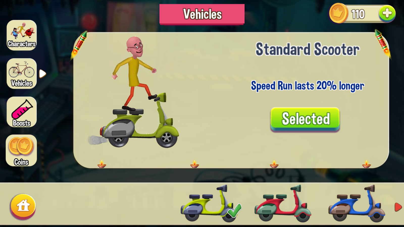 patlu car game