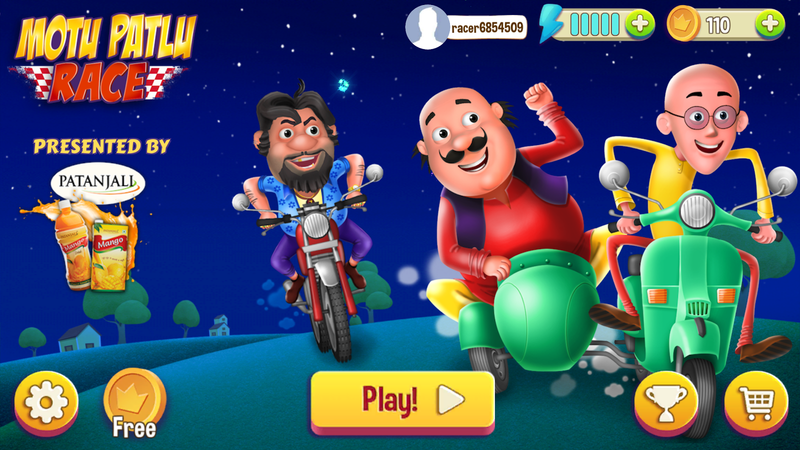 Motu Patlu Game Download and Install | Android