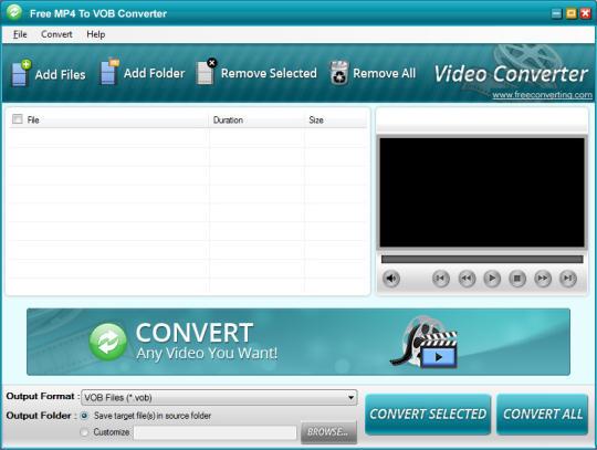 free.vob converter