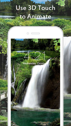 Waterfall Live Wallpapers - Animated