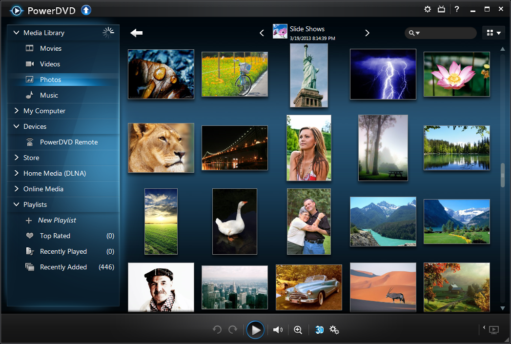 Power Media Player 14 for HP Consumer PCs with DVD for Windows 10