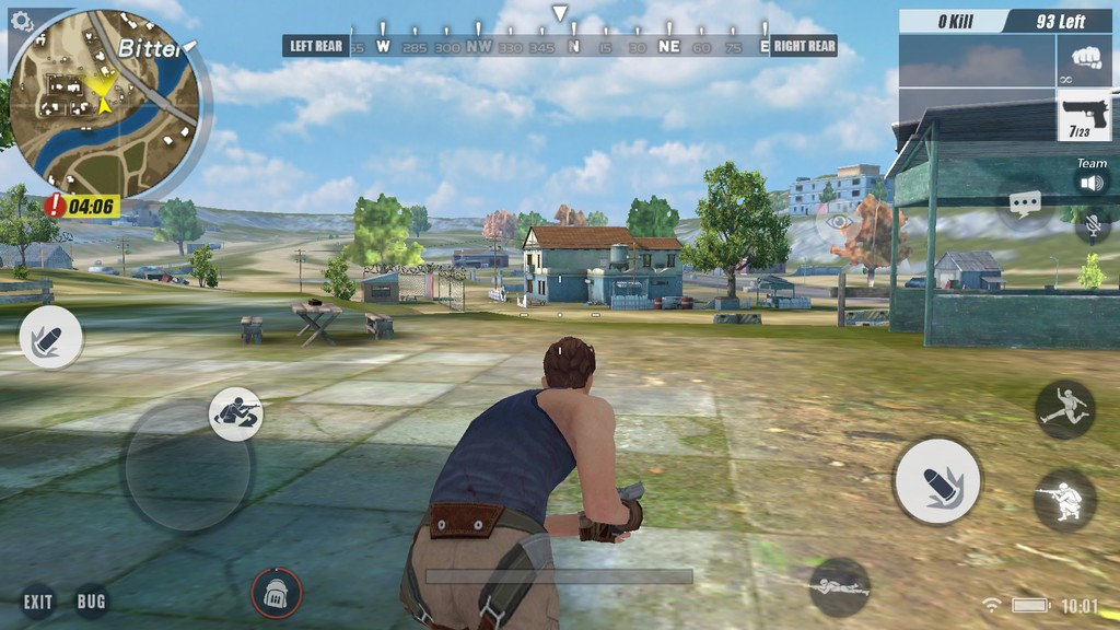 rules of survival mobile