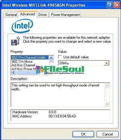 802 11 n wlan driver windows 7 64 bit