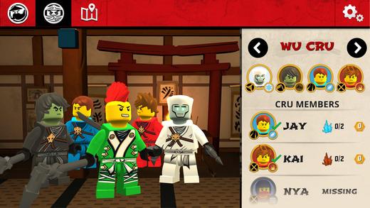 Lego Ninjago Wu Cru Download And Install Ios