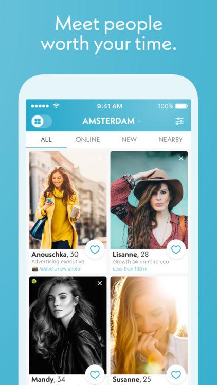 inner circle dating app