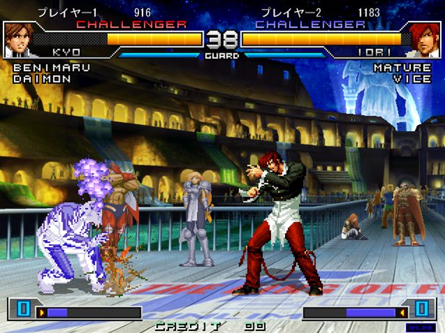 The King Of Fighters 2002 Unlimited Match Download And Install